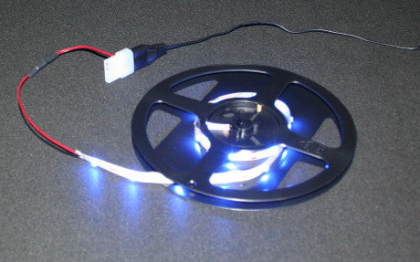 Ht 60 led flexible light strip 78 inch 12 volt blue coolerguys aloadofball Image collections
