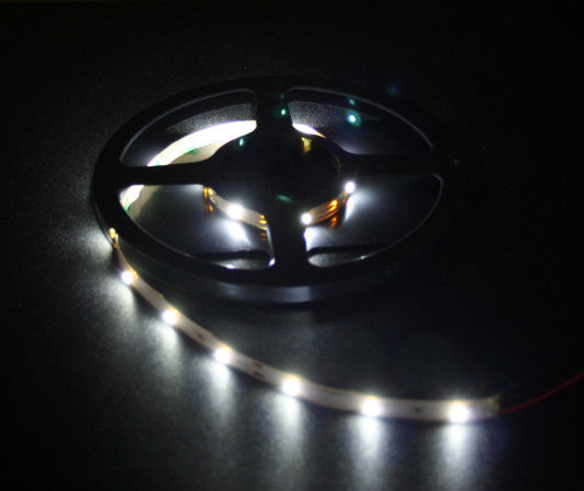 HT 30/60 LED Flexible Light Strip 39 /78 inch 12 volt White-6500k