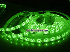 HT 60 LED Double Density 78 inch(2M) Long Flexible Light Strip 12 volt Green