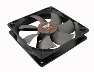 LEPA 120 x 25mm Fan with BOL Bearing and Variable Speed Adapter  #LP-70D12R