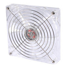 Lian Li 120mm X 25mm Crystal Fan with BLUE LEDS #CF-1212A