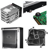 "Lian Li 3.5"" / 2.5"" HDD Rack Kit Model : EX-36B1 (Black)"