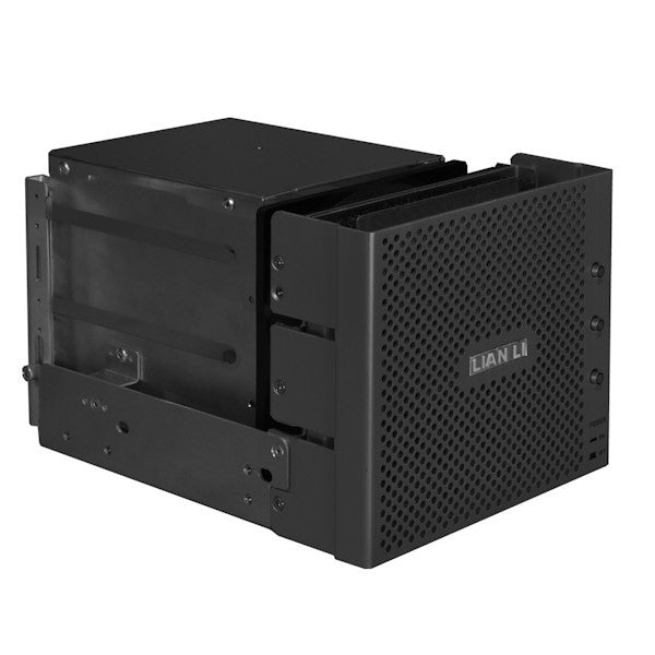 Lian Li Anti-Vibration HDD Cage Model : EX-33B1-P (Black)