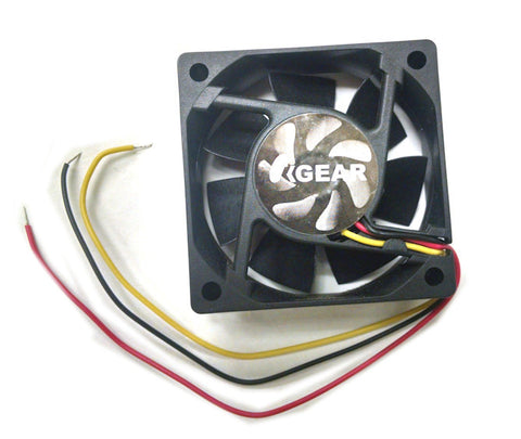 (Garage Item) Okgear 60 x 60 x 20mm 12V Fan Generic w/ bare 3 wire