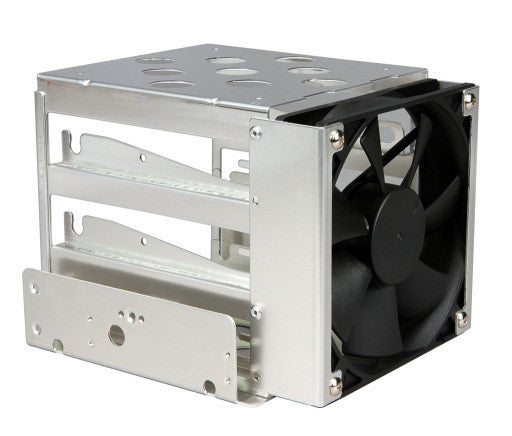Lian Li EX-33N  HDD Mount Kit with 120mm Fan - Coolerguys