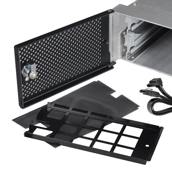 Lian Li EX-H22B Hot Swappable Rack mount HDD Kit Model : EX-H22(Black)