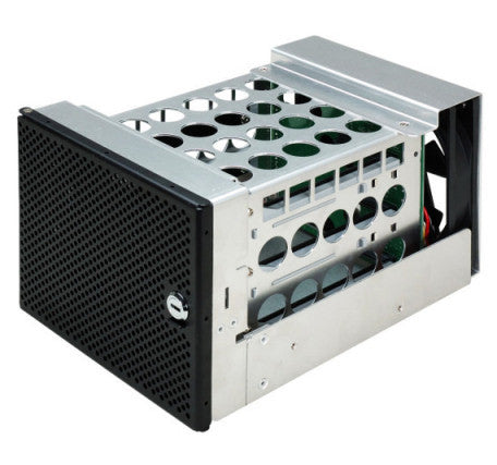 LIAN-LI EX-H33B SATA Hot Swap HDD Rack 1000RPM Black - Coolerguys