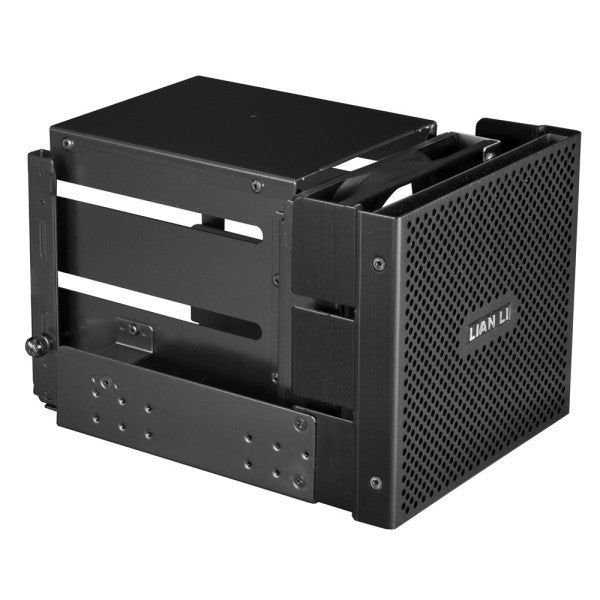 Lian Li HDD Internal Rack Mount Kit Model EX-33X1 (All Black) - Coolerguys