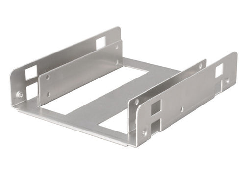 Lian Li Internal Hard Drive Mounting Kit HD-321 3.5 to 2x 2.5 Silver or Black