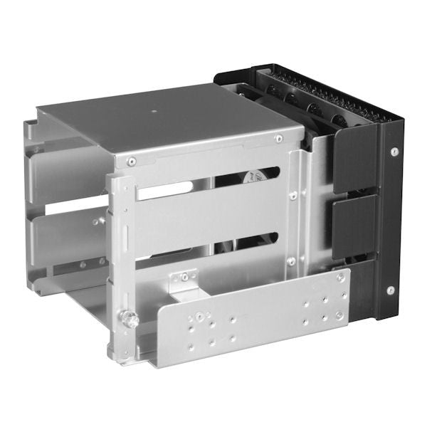 Lian Li Internal HDD Extension Cage: Model : EX-33A1 (Silver)