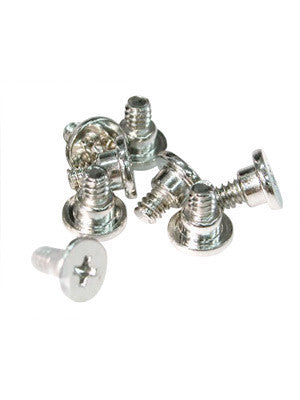 Lian Li V-Series Hard Drive Screws Silver (pack of 8) - Coolerguys