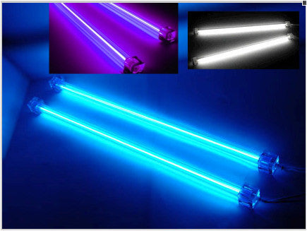 "Logisys 6"" Dual Cold Cathode Light Kit #CLK6 White, Blue or UV"