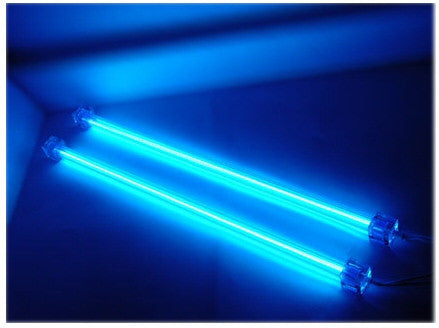 Logisys 8 Inch Dual Blue Cold Cathode Light Kit CLK8BL2a