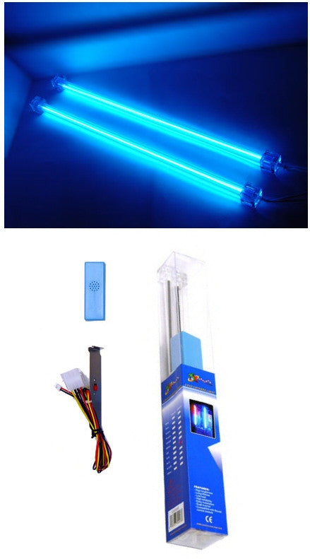 logisys CCFL 12in  Dual Blue Cathode