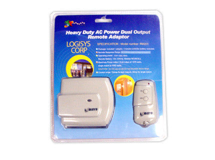 Logisys Heavy Duty AC Power Remote Adaptor RM201