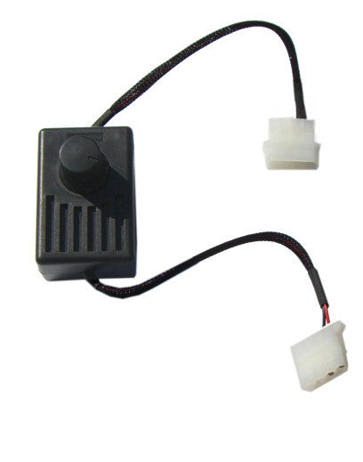 Coolerguys Manual 12V DC Variable Speed controller with Molex connector - Coolerguys