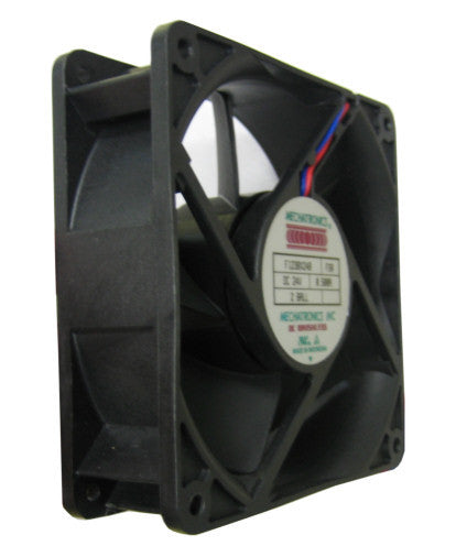 Mechatronics 120mm x 38mm 24 volt fan # F1238X24B-FSR