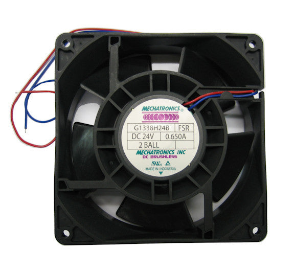 Mechatronics 127x127x38mm 24 volt High speed fan G1338H24B-FSR