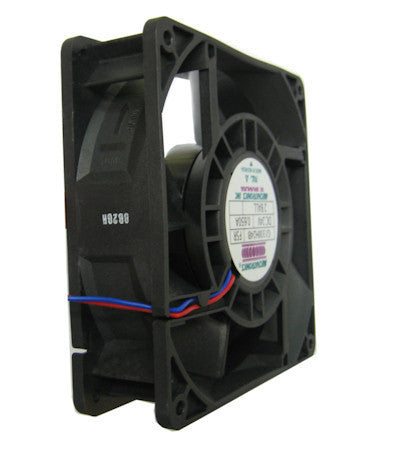 Mechatronics 127x127x38mm 24 volt Low speed fan #G1338L