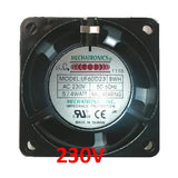 Mechatronics 60 x 30mm AC 230V Fan UF60D23-BWHR
