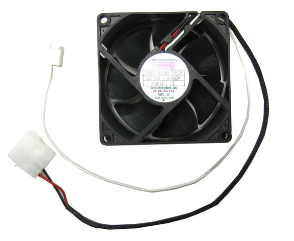 Mechatronics Ultra High Speed 80 x 25mm 12V Fan #F8025X12B1 FGR