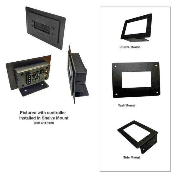 Mounting Bracket for CG Programmable, IR, Pre-Set (Rev. 4), and Variable (Rev 2) Controllers