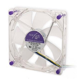 Nexus 120mm PWM Series Real Silent Case Fan D12SL-12 PWM