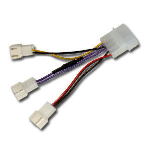 Nexus 3-Speed Fan Cable FSA-75   5V,7V, 12V