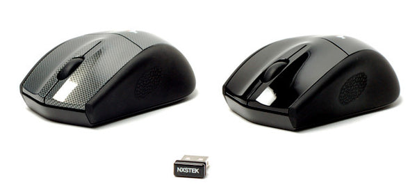 Nexus Silent Mouse with silent switch technology SM-9000  (Black Only)