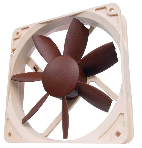 Noctua 120mm NF-S12B FLX 120mm Fan 1200/900/600 RPM