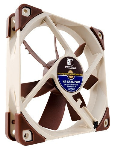 Noctua NF-S12A PWM 120mm Premium Fan