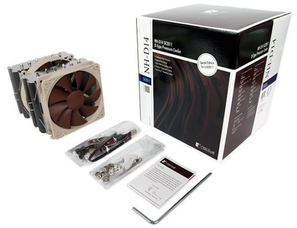 Noctua NH-D14 SE2011 D-Type Premium Cooler Special Edition for LGA2011
