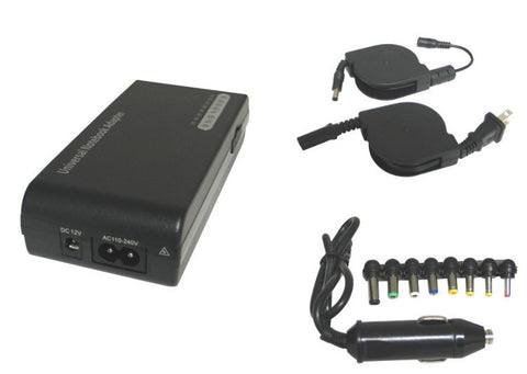 OKGear Universal AC/DC Adapter for Laptop and Monitor Item# OK202