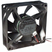 Panaflo / NMB 92x92x25 Case Fan, Model FBA09A12L  Low Speed BX