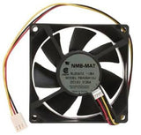 Panaflo NMB-MAT 80x25 Ultra High Speed FBA08A12U-1BX