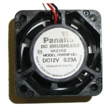 Panaflow / NMB  40 X 20mm Ultra High Output # FBKD4F12U w/ rpm sensor