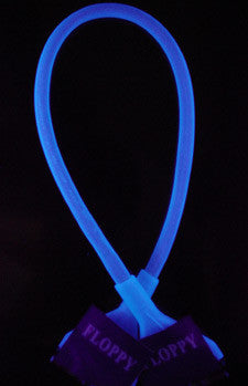 pcToys 10in Blue UV Sensitive Floppy