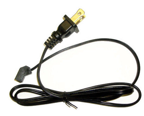 Power Cord for AC Fans 24, 36, 48 or 72 Inches - Coolerguys