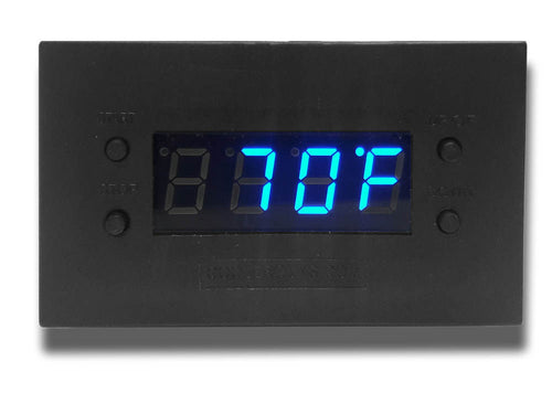 Coolerguys Programmable Thermal Fan Controller with LED Display - Coolerguys