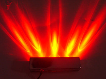 Red 5 LED Lazer Light