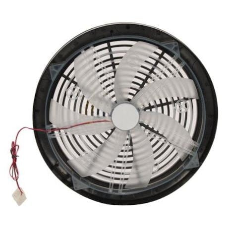 Rexflo 360x360x30mm Silent Fan with or without Blue LED Fan SF3600 - Coolerguys