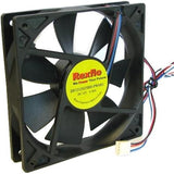 Rexflo 80mm, 92mm and 120mm PWM fan w/ RPM Sensor