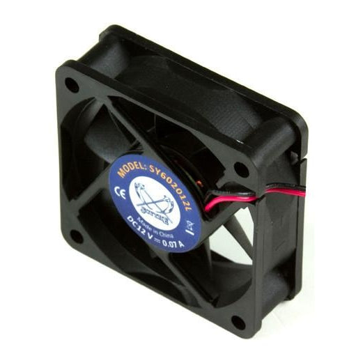 SCYTHE 60x60x20mm Silent Mini Kaze Fan-SY602012L - Coolerguys