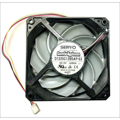 GentleTyphoon 120mm Silent Case Fan Series D1225C12B  1450,1850,2150 and 4250 RPM
