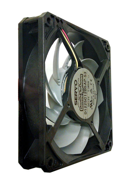 GentleTyphoon 120mm Silent Case Fan Series D1225C12B 1450,1850 and 2150 RPM