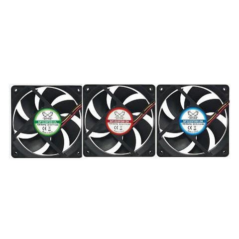 Scythe Kama Flow 2 120mm Case Fan 900 and 1400 RPM
