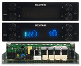 Scythe KM03-3.5 Kaze Master Pro 3.5 Inch 4-Channel Fan Speed Controller Black