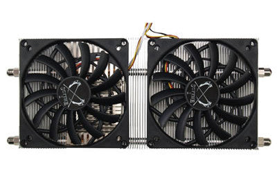 Scythe MUSASHI Twin-Fan VGA Cooler # SCVS-1000 - Coolerguys