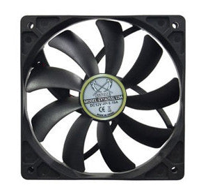 Scythe  Slip Stream 120 PWM  Adjustable Fan #SY1225SL12HPVC