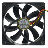 "Scythe ""SLIP STREAM"" 120x 25mm Case Fan (SY1225SL12)"